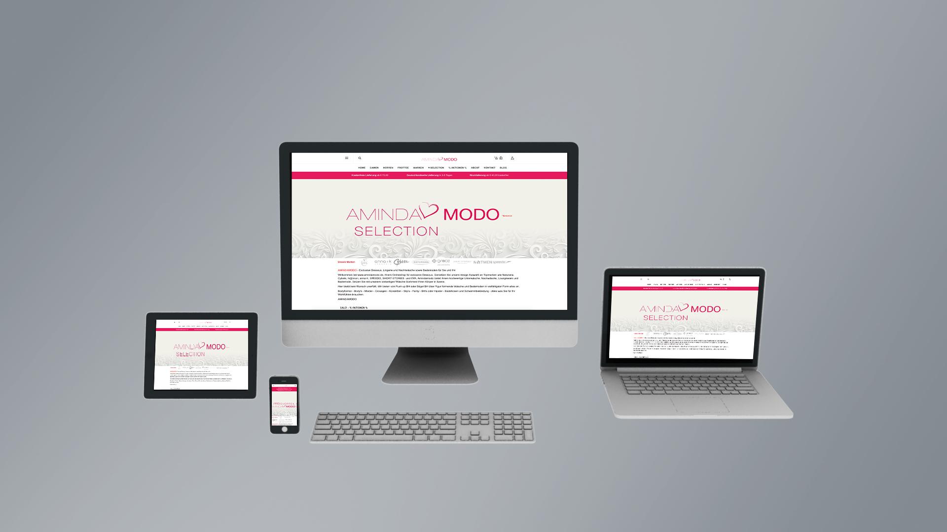 Responses Design, Programmierung und Design - Weblösungen
